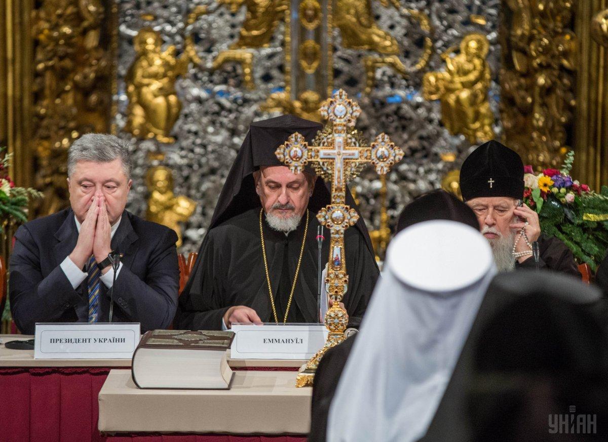 Собор состоялся 15 декабря в Киеве / фото УНИАН