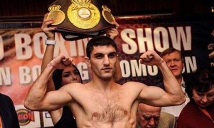Далакян будет защищать титул чемпиона мира по версии WBA / фото: union-boxing.com
