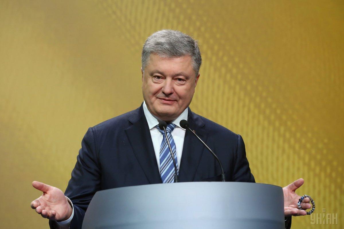По словам Порошенко, после получения томоса поместную церковь ждет самый сложный этап \ УНИАН
