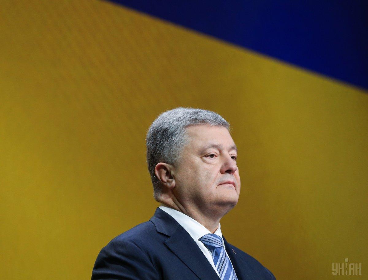 Порошенко заявил, что президентские выборы в Украине состоятся 31 марта / фото УНИАН