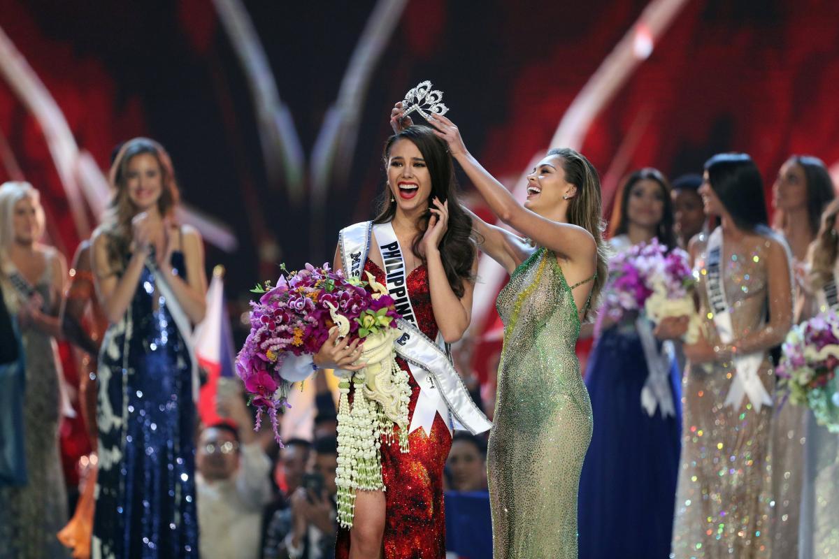 """Конкурс """"Мисс Вселенная"""" / REUTERS"""