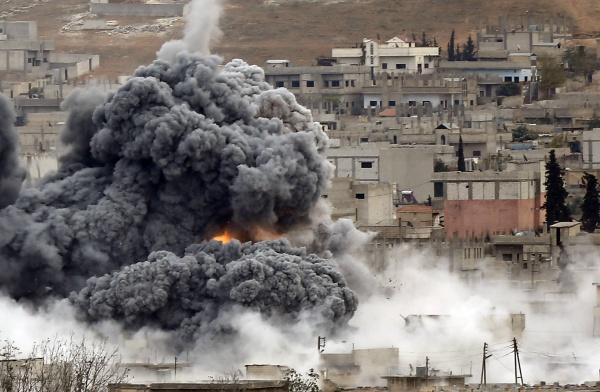 Авиаудар коалиции США полностью разрушил мечеть / islam-today.ru