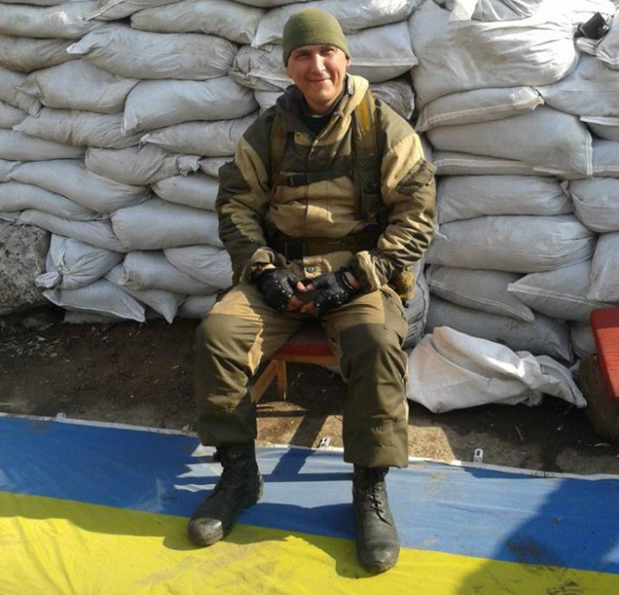 Commander of Russian-led terrorist forces eliminated in Donbas