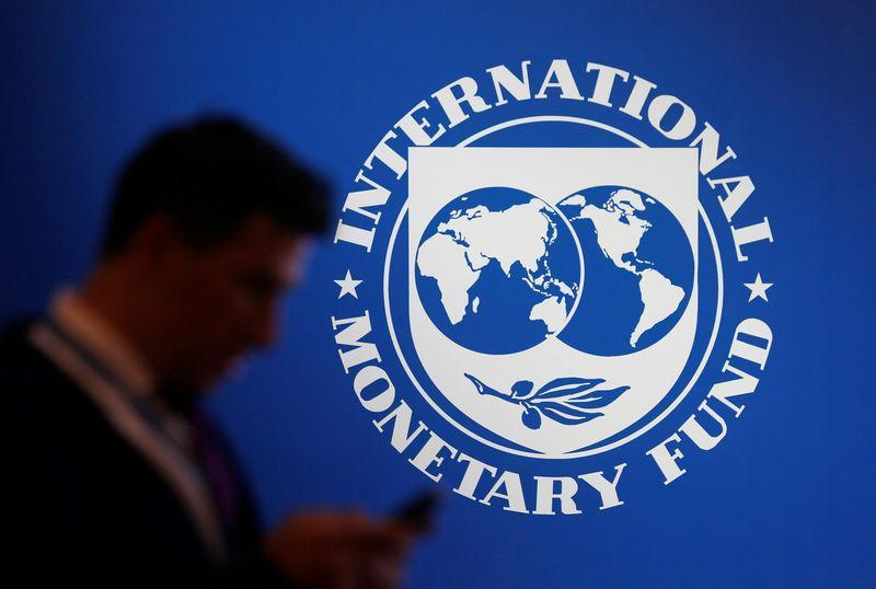 9 червня в МВФ ухвалили 18-місячну програму stand-by для України/ Ілюстрація REUTERS