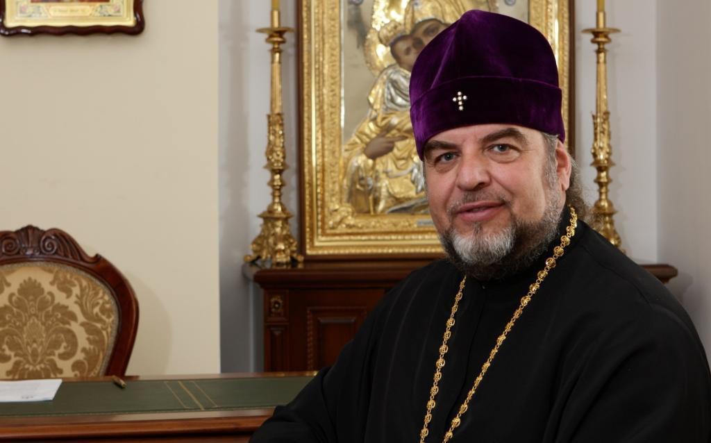 Симеон принимал участие в Соборе / фотоПравославная Жизнь