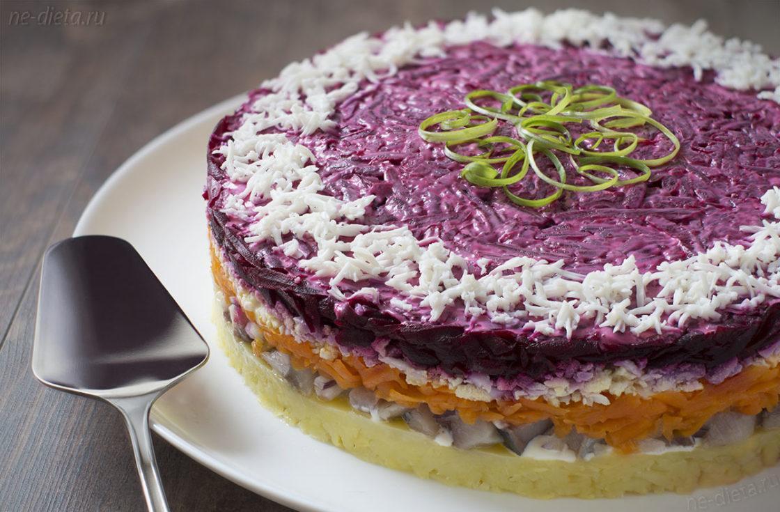 УНІАН підказує хитрощі приготування культового новорічного салату / ne-dieta.ru