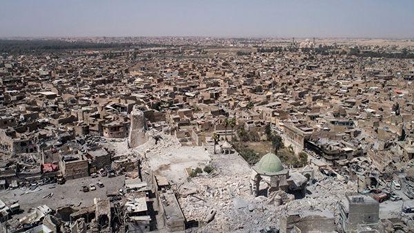 Бойовики ІДІЛ повністю зруйнували давню мечеть / islam-today.ru