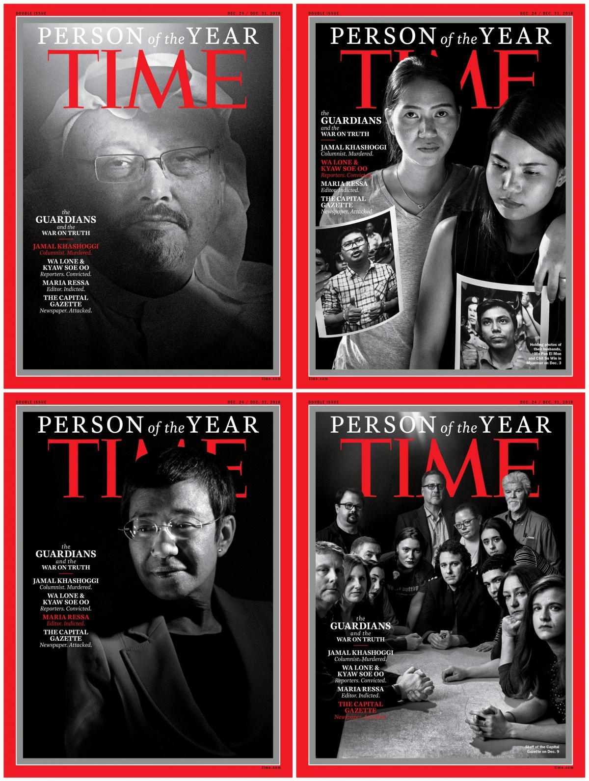 Журнал Time / ілюстрація / REUTERS