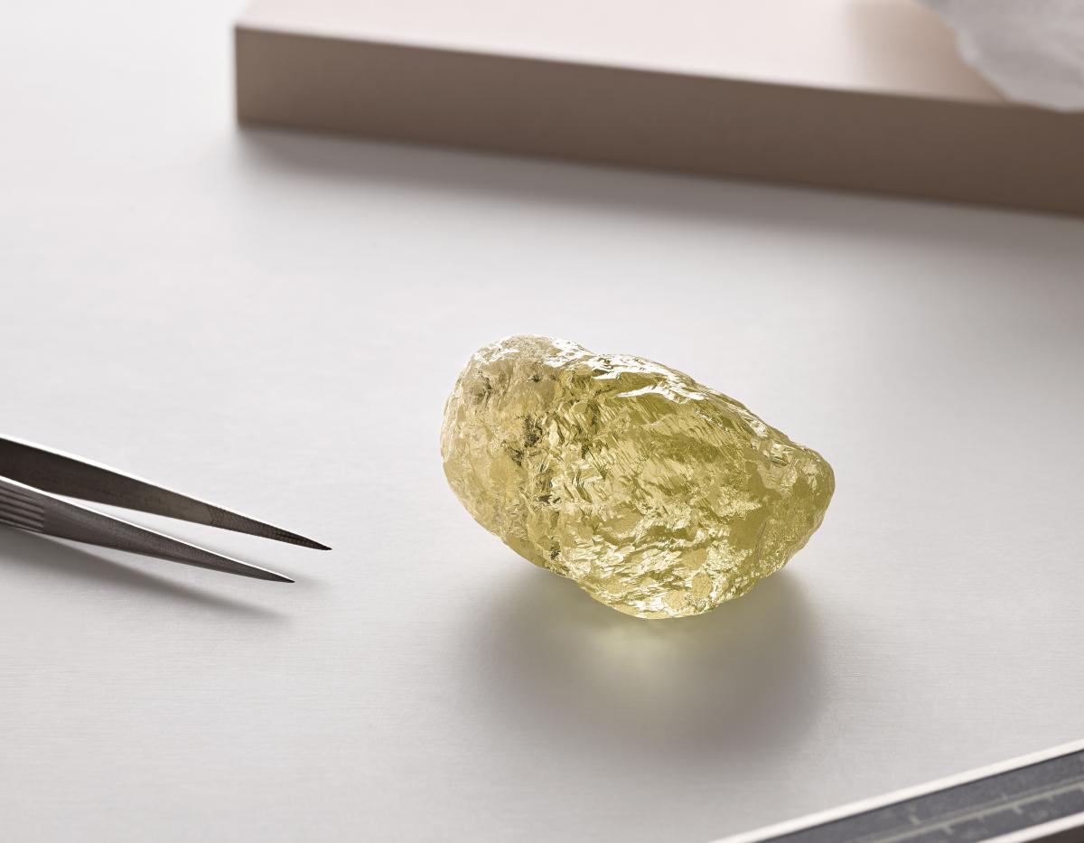 Алмаз нашли на Северо-Западных территориях Канады / фото ddmines.com