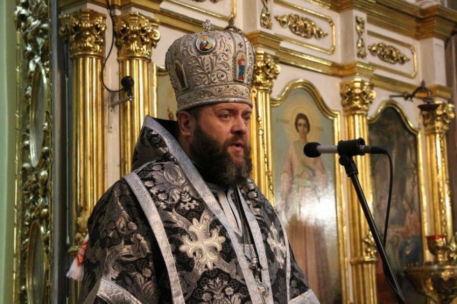 Во втором туре митрополит Михаил взял самоотвод / Фото: Волынская епархия Киевского Патриархата