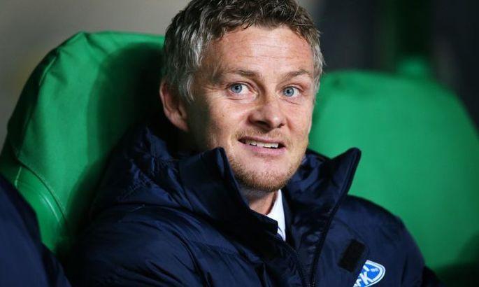 Сульшер является главным кандидатом на пост тренера МЮ после ухода Моуриньо / ua-football.com