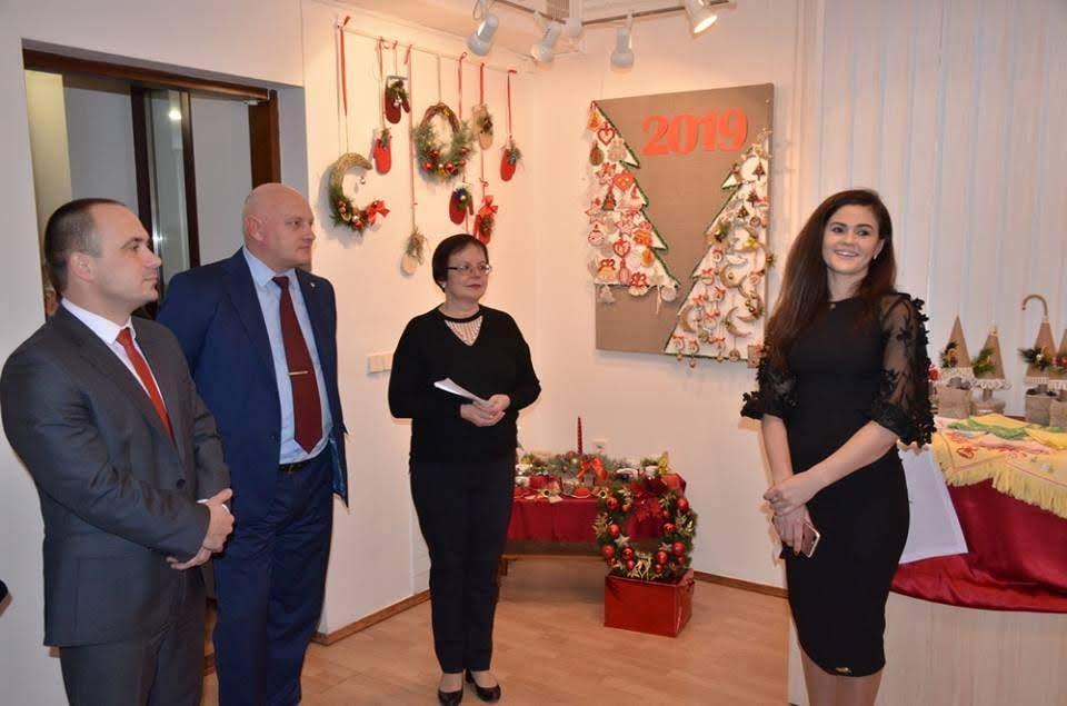 Открытие выставки / volyn-museum.com.ua