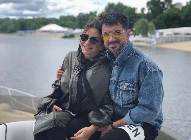Ани Лорак подала на развод / фото instagram.com/anilorak