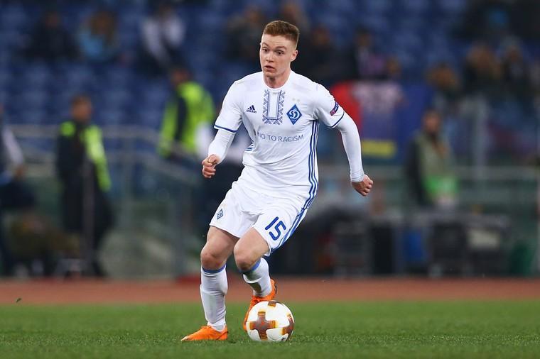 Виктор Цыганков может стать звездой европейского футбола /fcdynamo.kiev.ua