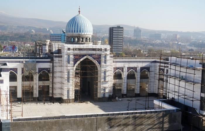 Самая большая мечеть в Центральной Азии / vzglyad.az