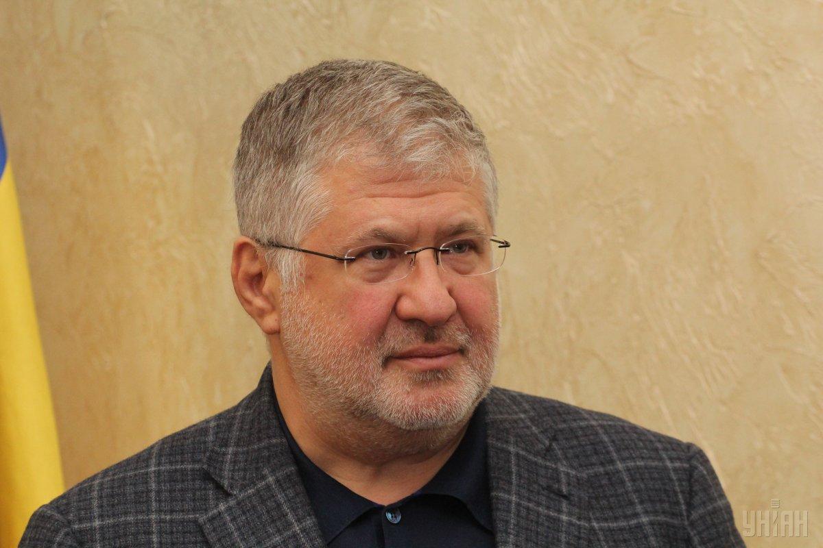 Коломойський також прокоментував поїздки Зеленського в Женеву / фото УНІАН