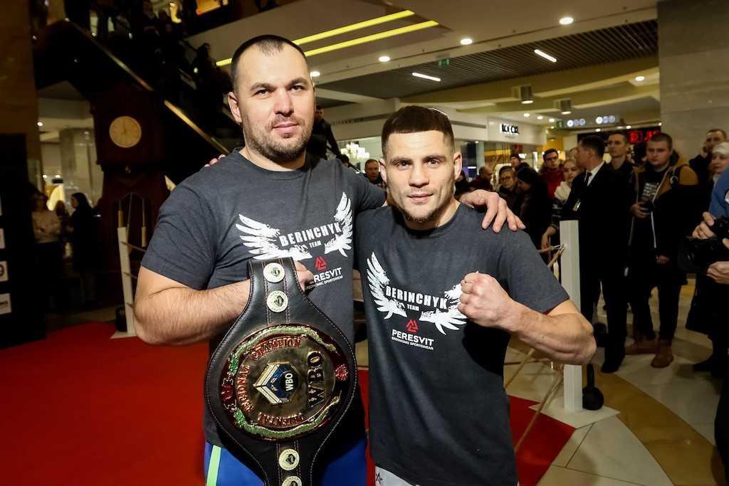 Беринчик готов к бою за титул Интернационального чемпиона WBO / Вальдемар Горлушко K2 Promotioons Ukraine