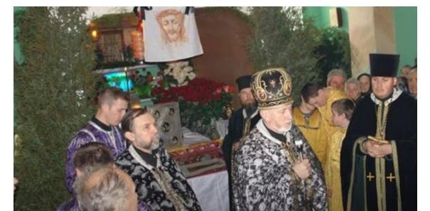 Неизвестные украли старинное Евангелие / lmn.in.ua