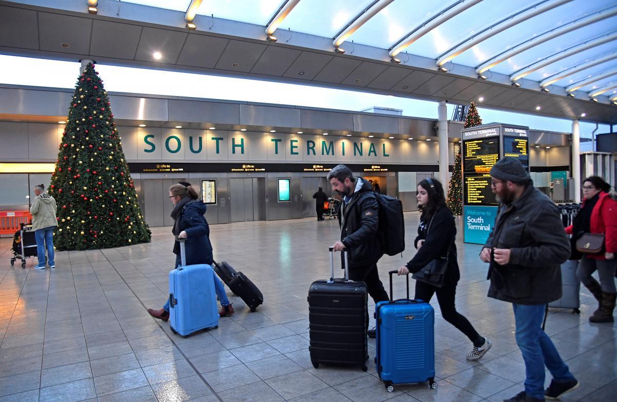 Аеропорт Гатвік \ REUTERS