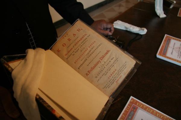 Коран Томаса Джефферсона зберігається в бібліотеці Конгресу США / islam-today.ru
