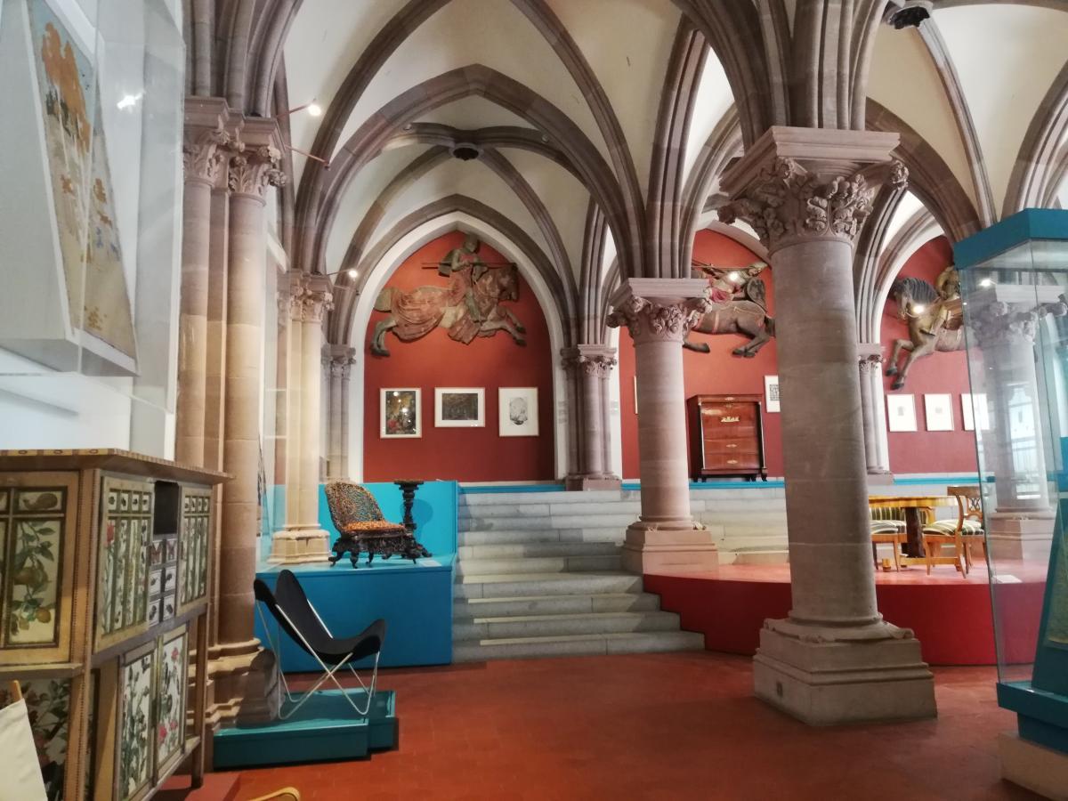 Германский национальный музей (Germanisches Nationalmuseum) в Нюрнберге / Фото Марина Григоренко