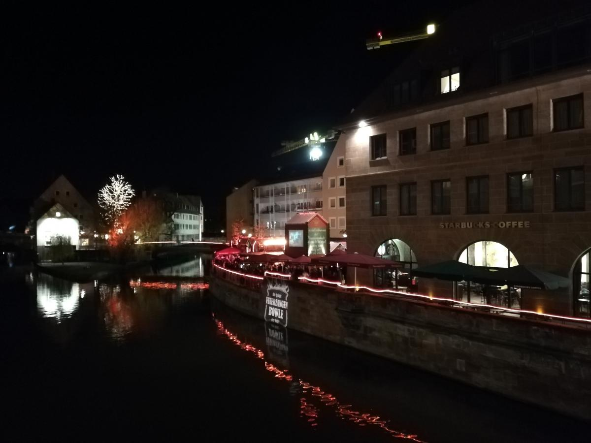 Рождество в Нюрнберге / Фото Марина Григоренко