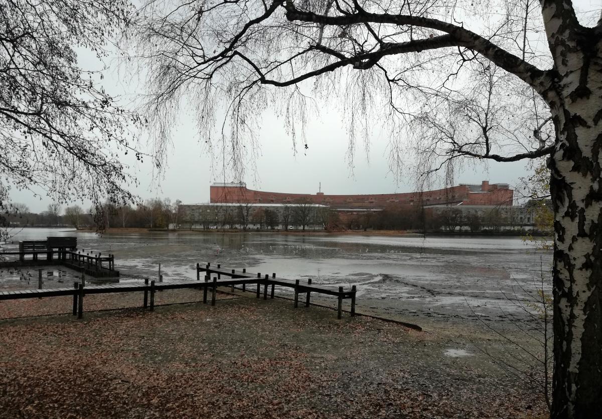 Документальный центр территории съездов НСДАП (Dokumentationszentrum Reichsparteitagsgelände) / Фото Марина Григоренко