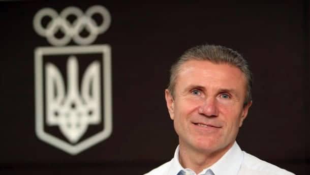 Бубка опереобраний на пост президента НОК на ближайшие четыре года / noc-ukr.org