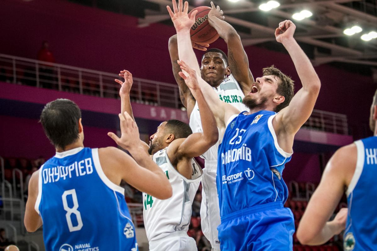 Николаев победил Запорожье в матче баскетбольной Суперлиги / fbu.ua