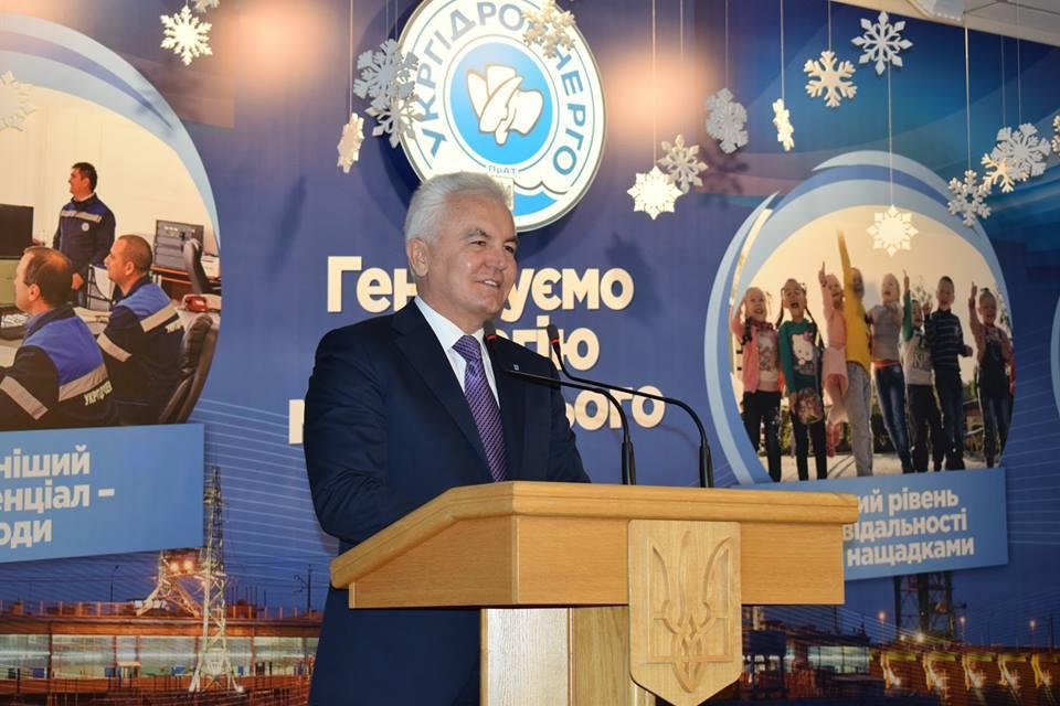 Керівник «Укргідроенерго» зауважив, що зменшення тарифу вплине на реалізацію проекту Дністровської ГАЕС / фото facebook.com/Ukrhydroenergo