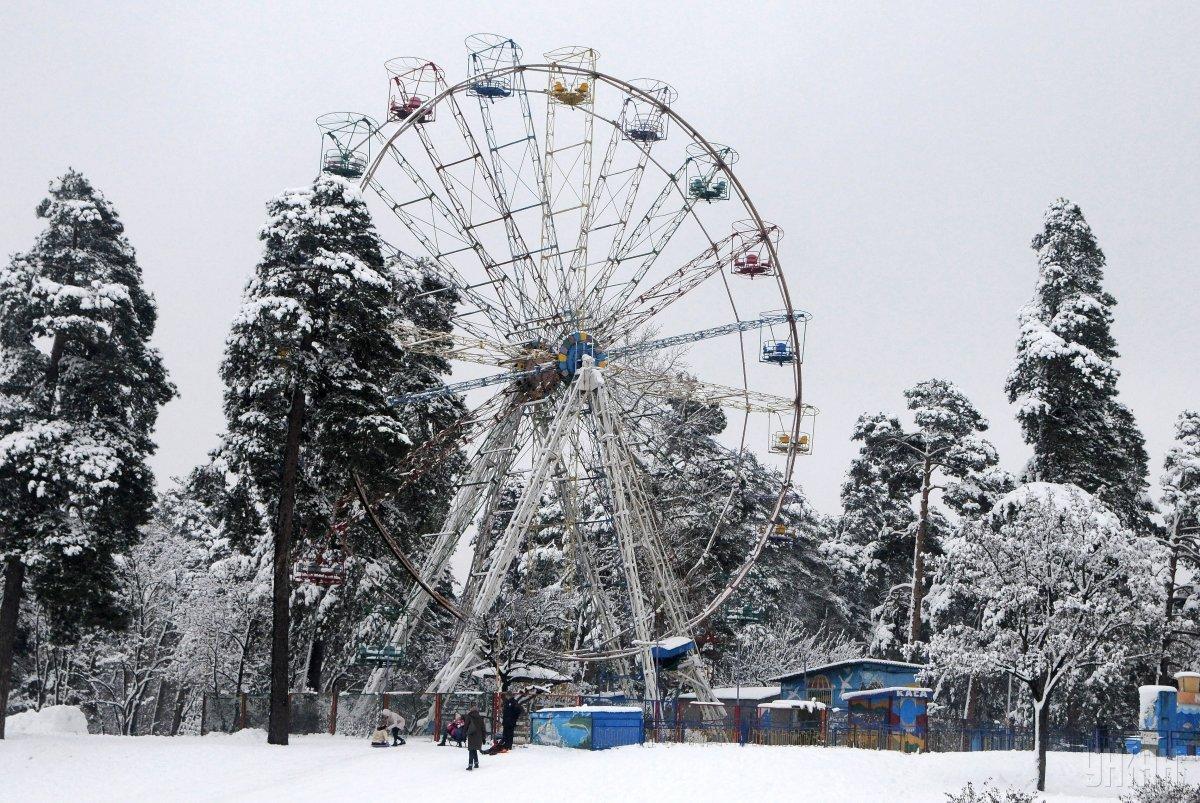 На выходных в Украине будет холодно / УНИАН