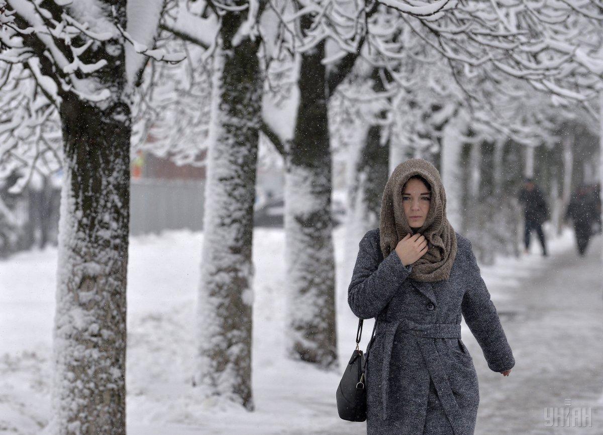 Ученые объяснили, что происходит с телом в морозы / УНИАН