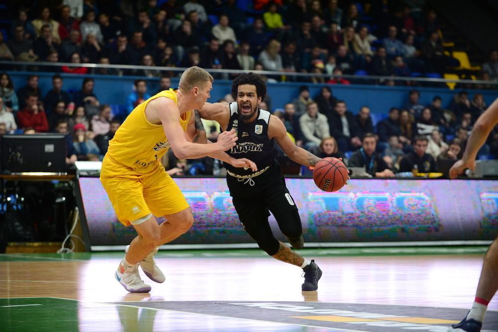 Игроки Черкасских Обезьян не нашли пути к кольцу Киев-Баскета / fbu.ua