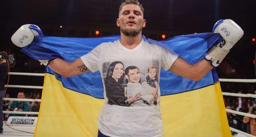 Денис Беринчик вновь будет боксировать в Украине/ фото: 1plus1.ua