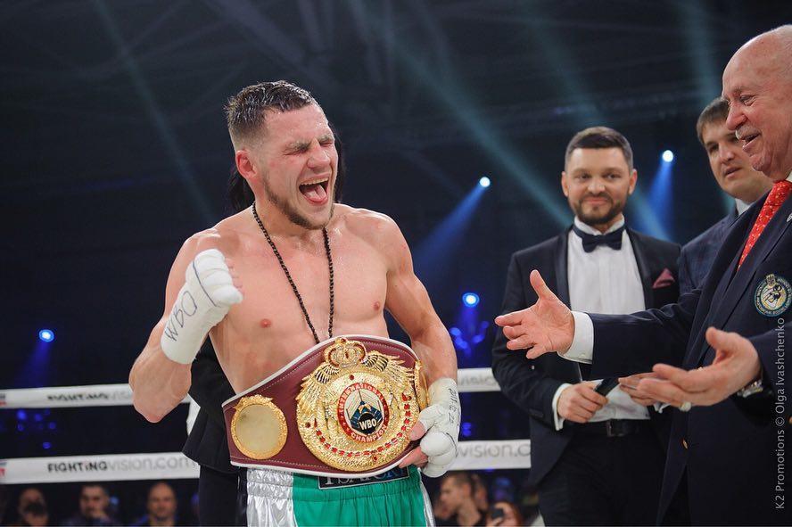 Денис Беринчик хочет построить успешную карьеру после бокса / K2 Promotions