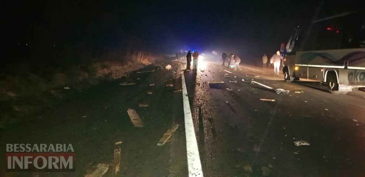 Под Одессой произошло смертельное ДТП / bessarabiainform.com