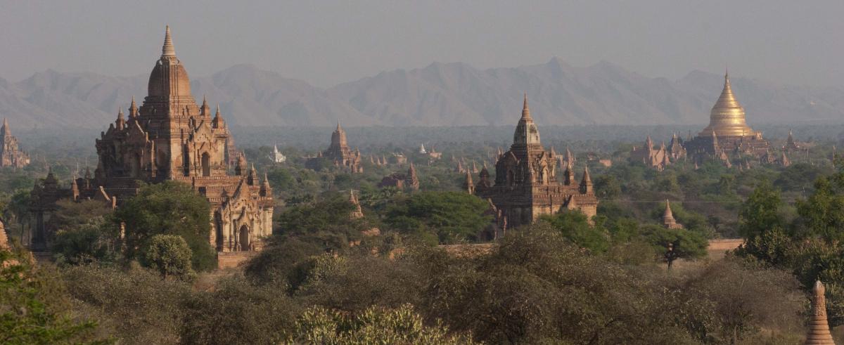 Мьянма, иллюстрация / exatour.ru