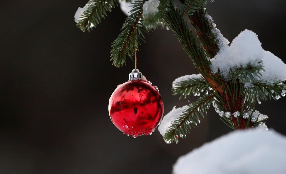 Понедельник – канун НГ, светлого зимнего праздника, который на мгновение возвращает нас в детство, когда все ясно, просто и радостно / REUTERS
