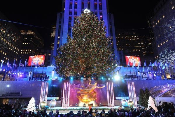 Рождество в Нью-Йорке / Reuters