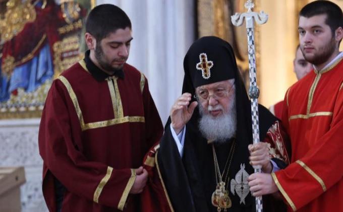 Грузинский Патриарх / 1tv.ge