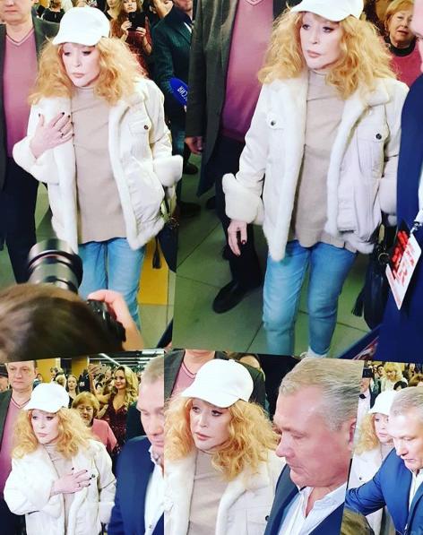 Instagram Алла Пугачева
