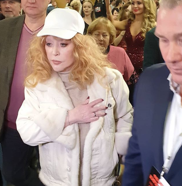 Певица слишком похудели, считают поклонники / Instagram Алла Пугачева
