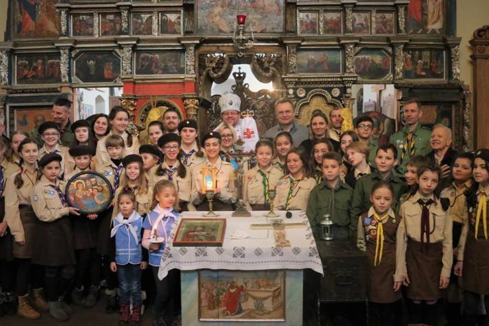 Скауты / news.ugcc.ua
