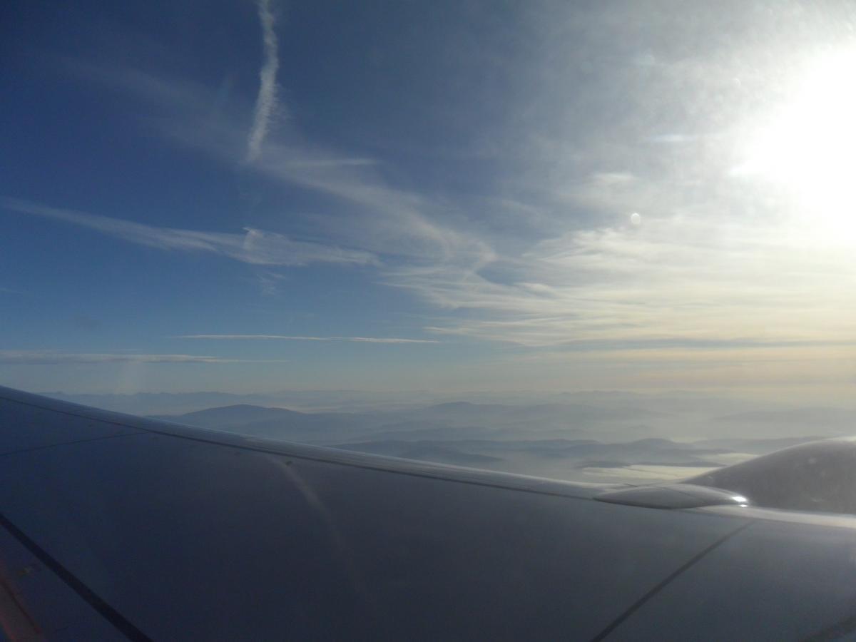 Всего час полета из Кракова - и вы уже в Праге / фото: Ольга Броскова