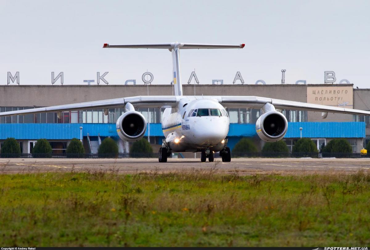 Перелеты изКиева запланированы вовсе дни недели, кроме субботы / фото facebook NikolaevAirport