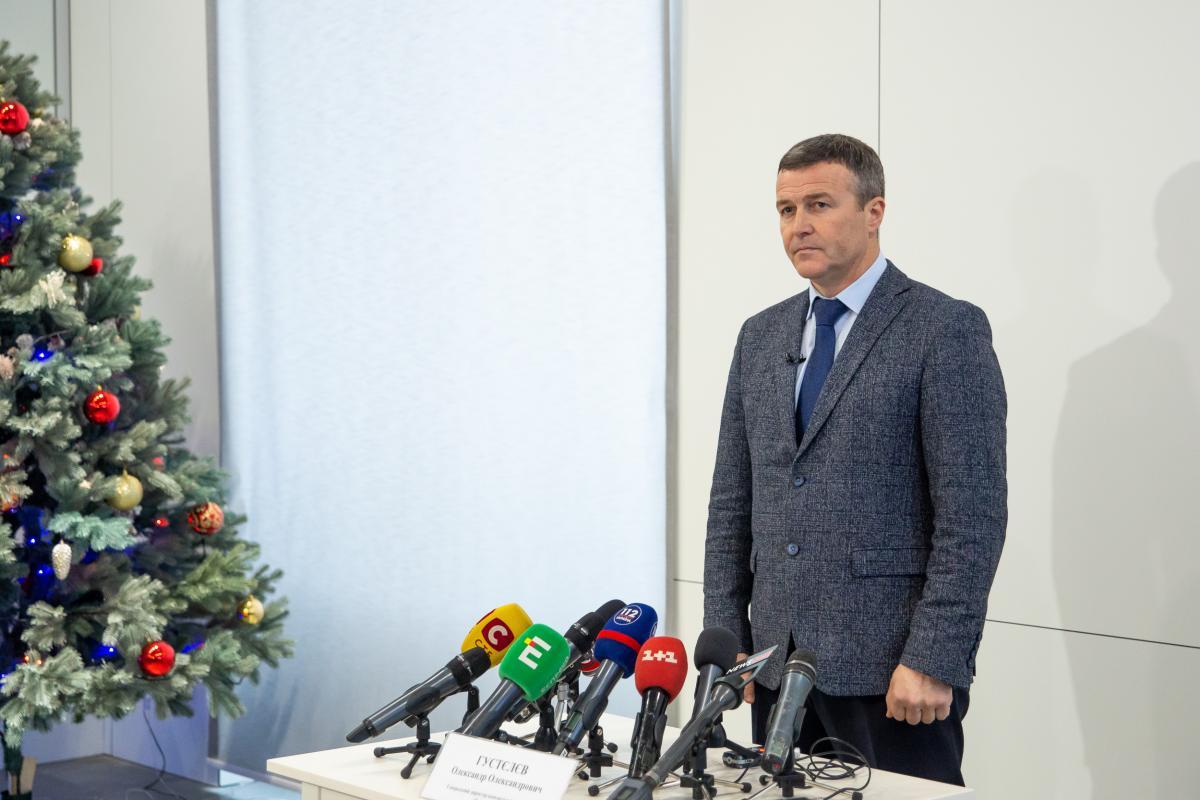 Александр Густєлєв / Фото kyivcity.gov.ua