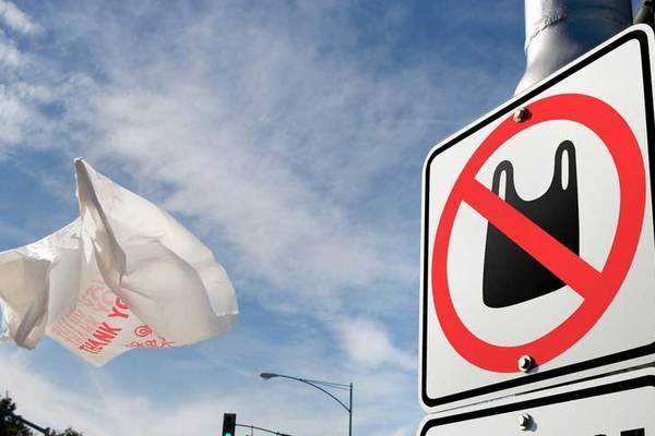 В Грузии запретили одноразовые полиэтиленовые пакеты / фото novostipmr.com