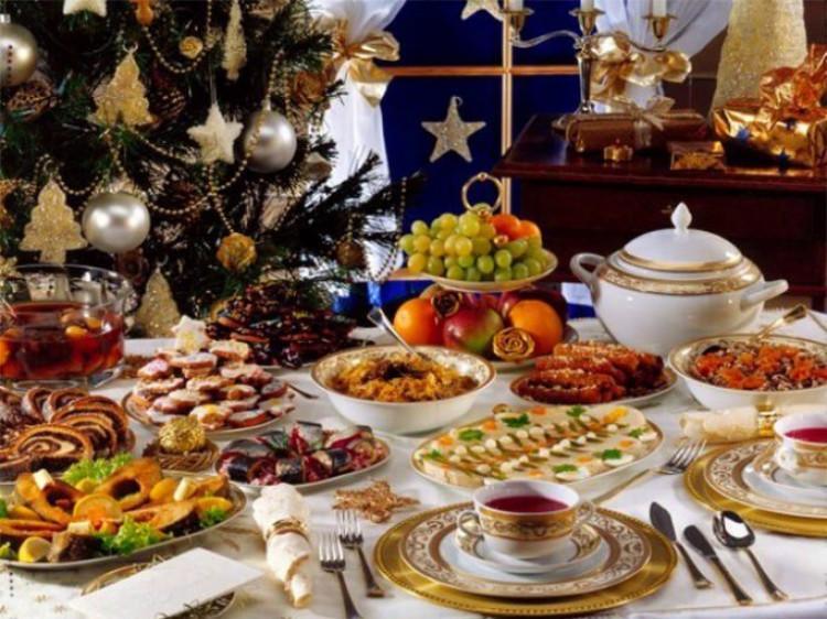 Новогодние рецепты 2019 / фото gorohiv.rayon.in.ua