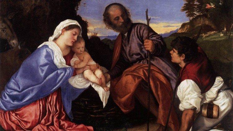 Христос в искусстве / vaticannews.va