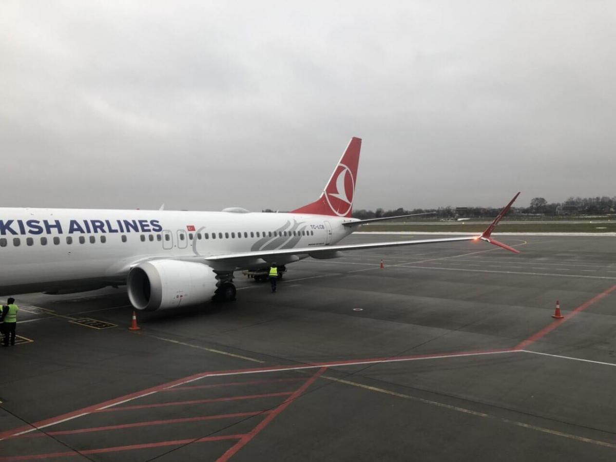 фото facebook/LvivAirport